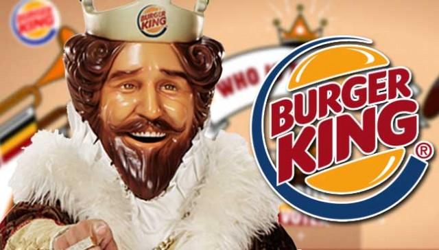 Megsértődött a király a Burger King reklámán