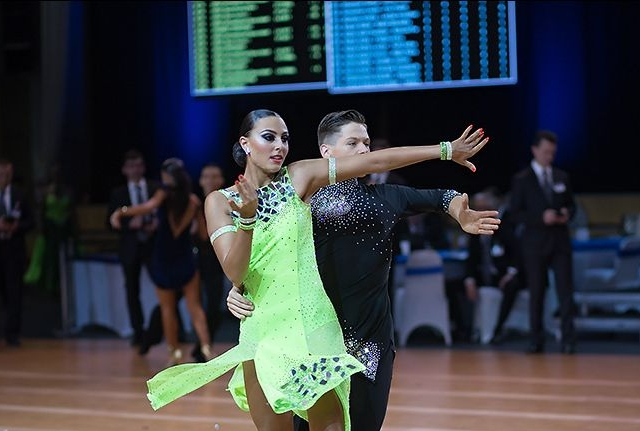Harkányi versenyző is indul az országos táncversenyen