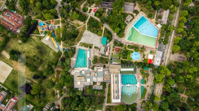 Kilencmilliárdos pályázatba illesztenék a gyógyfürdő új épületét