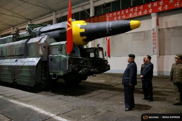 Az interkontinentális rakéta kifejlesztésének küszöbéhez értek