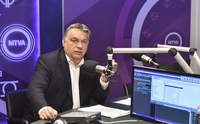 Orbán: Magyarországot, nem Európát