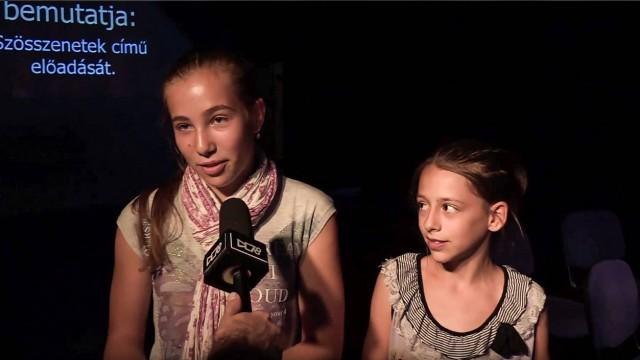 Megtartotta első előadását a harkányi Színjátszó kör – VIDEO