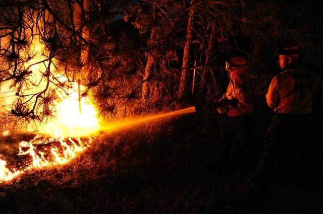 Óriási erdőtűz tombol Horvátországban