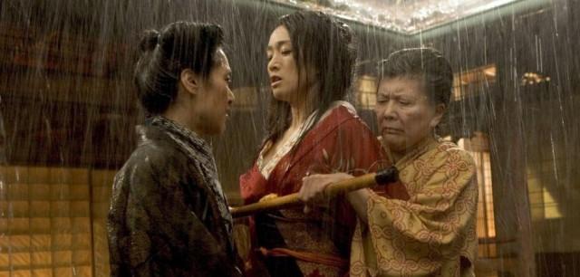 Szabadtéri mozi: Egy gésa emlékiratai