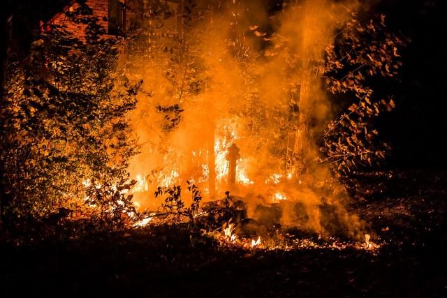 Lángok a Koppány utcában