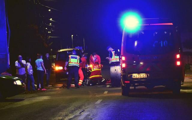 Meghalt a Petőfi utcában elütött kerékpáros