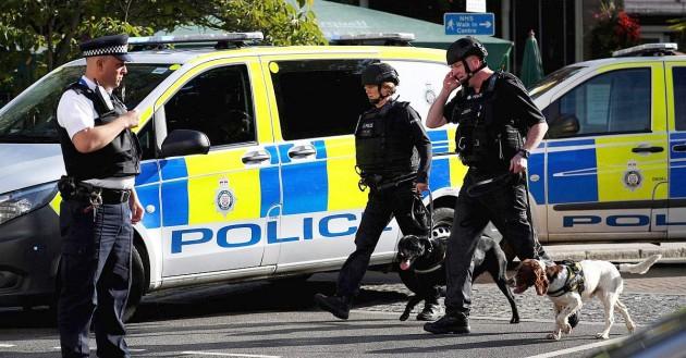 Londoni gázolás – a rendőrség szerint baleset történt