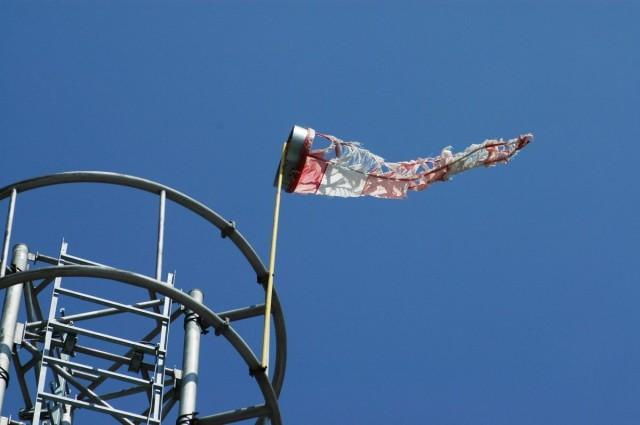 Teherautókat borított fel a szél a Dunántúlon