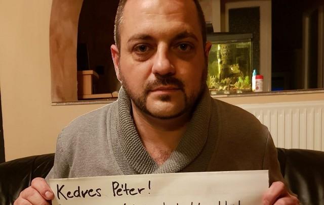 Rezsiszilárd beszólt Drávaszerdahely polgármesterének