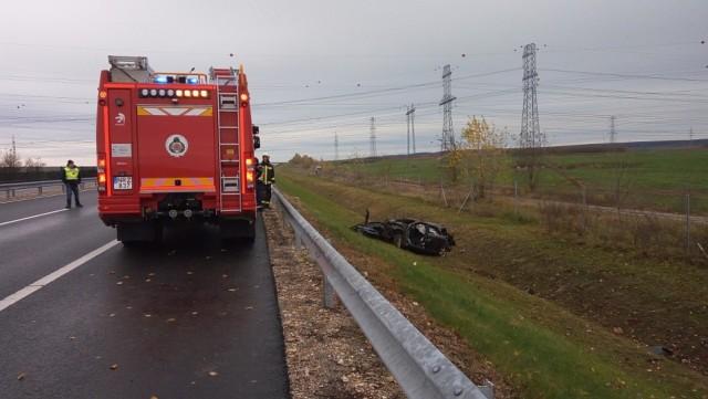 Harkányi férfi halt meg a balesetben