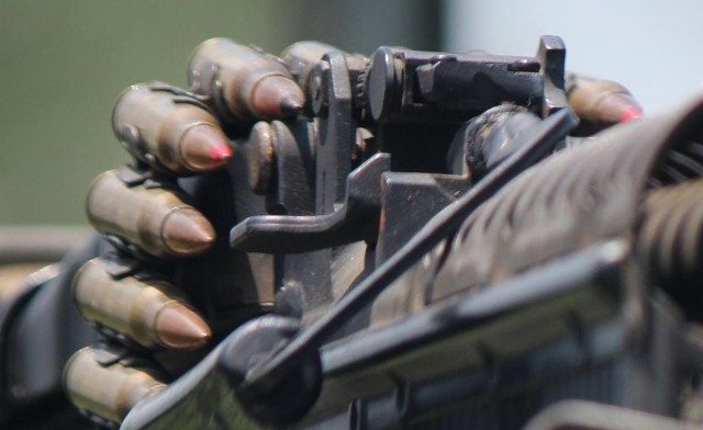 Magyar fegyvereket találtak az ISIS-nél