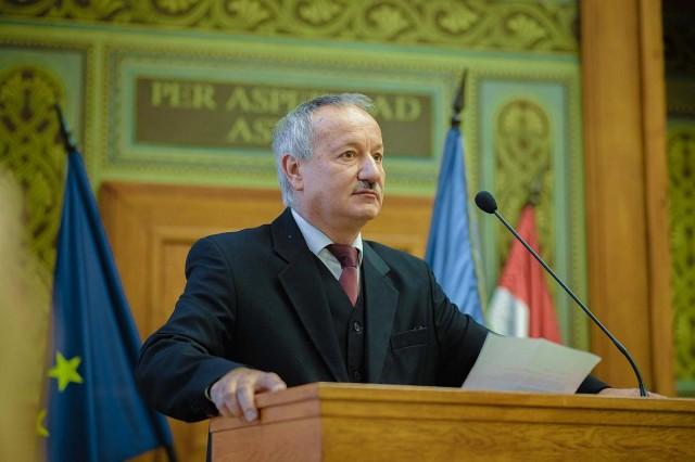 Miseta Attilát javasolja rektornak a Pécsi Tudományegyetem Szenátusa