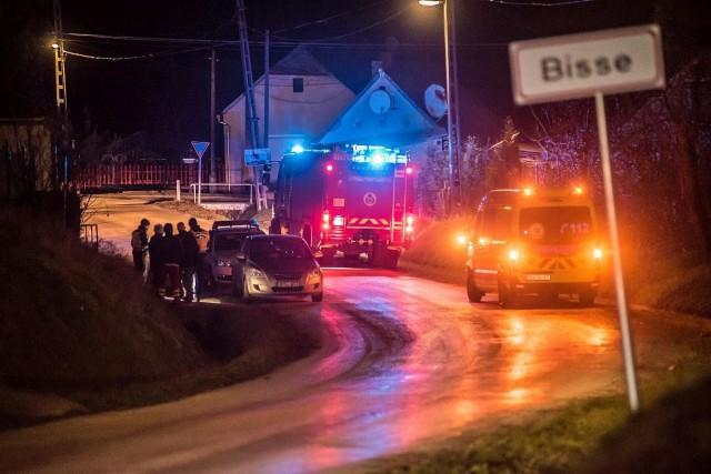 Holttesteket találtak egy bissei házban – frissítve