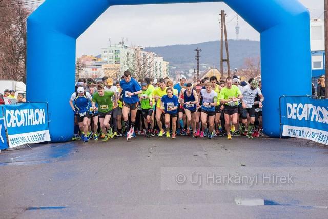 Rekordszámú résztvevőre számítanak a Pécs-Harkány futóversenyen