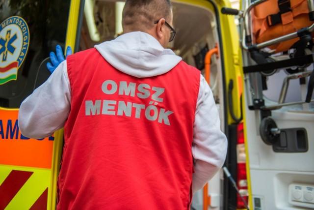 Háromezernél is több esethez vonultak a mentők szilveszterkor