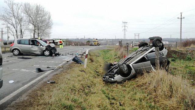 Halálos baleset történt Pécs határában