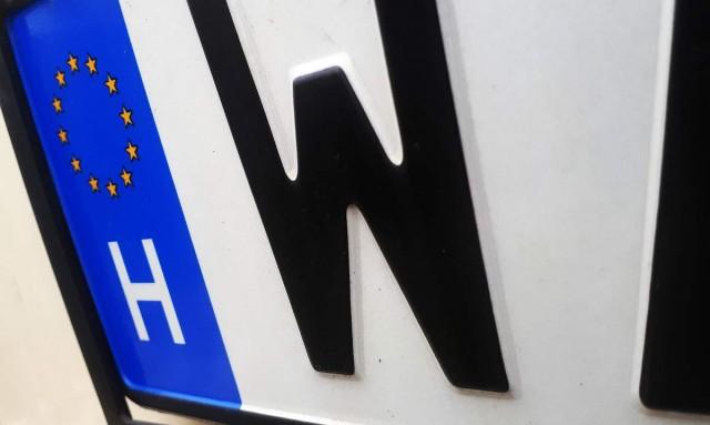 Az autóról is szolgálhat információval a következő rendszámtípus