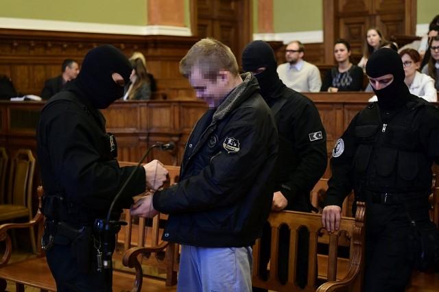 Bíróság elé állt a Teréz körúti robbantó