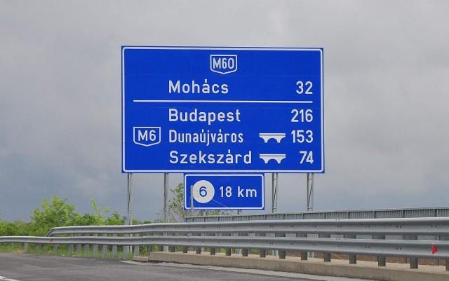 Eszékig folytatódik az M6-os autópálya