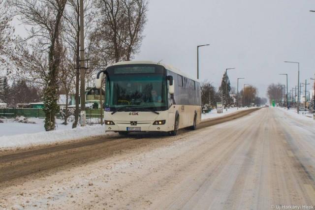 Kulisszák mögött: így készültek fel a távolsági buszok a kemény télre
