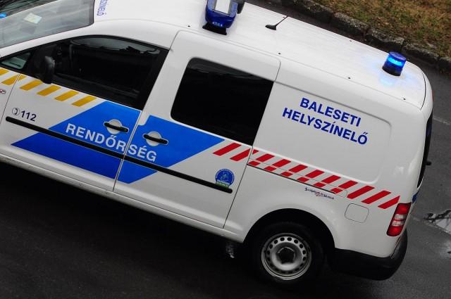 Kilenc sérüléssel járó baleset volt hétvégén Baranyában