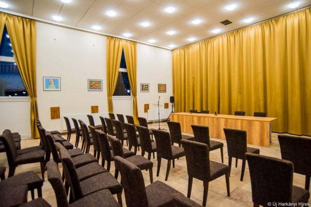 Átadták a felújított bolgár múzeumot