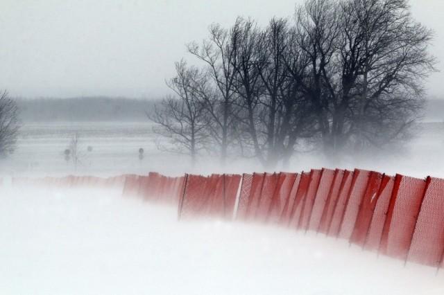 Tavaszi havazás: a Honvédség is készen áll