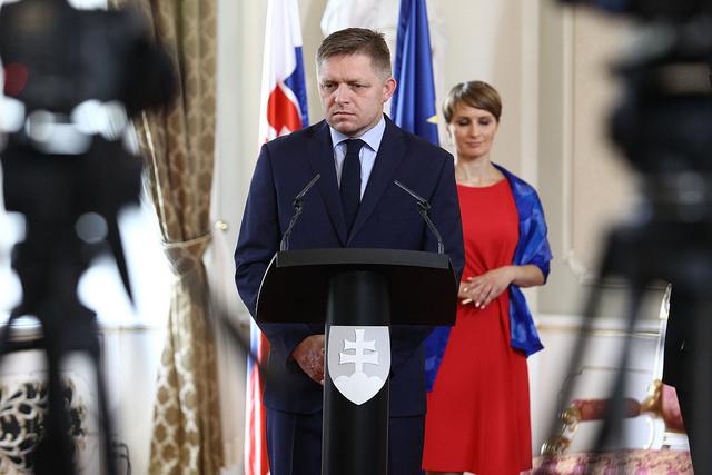 Szlovák belpolitikai válság: Fico felajánlotta lemondását