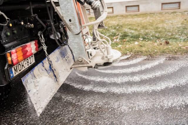 Rekordmennyiségű sóval és oldattal zárta téli üzemét a Közút