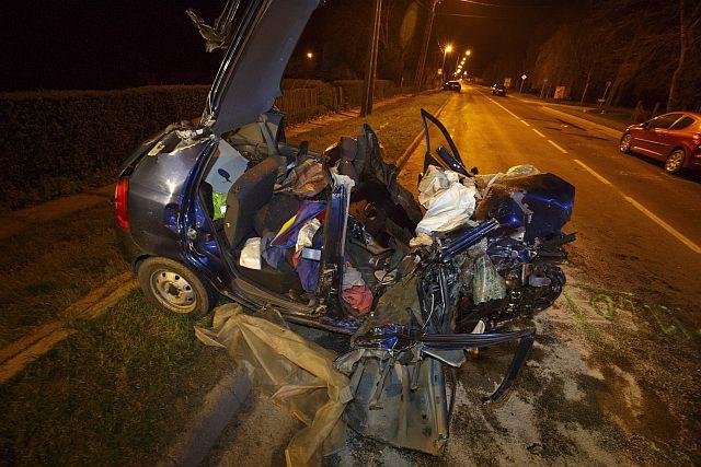 Motoros baleset és gyalogos gázolás is adott munkát hétvégén a rendőröknek
