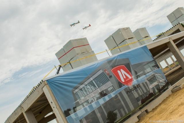 Szeptemberben már működhet a pogányi repülőgyár