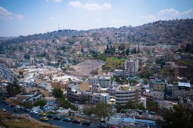 Valami megmozdult Jordániában