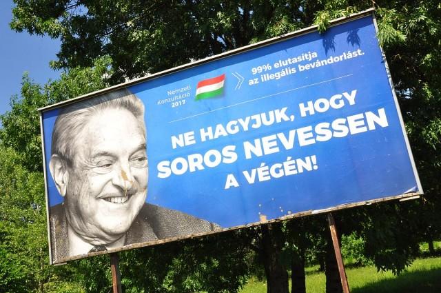 A kormány válaszolt: marad a Stop Soros