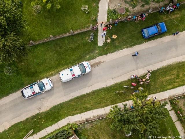 Rövidhír: autónak ütközött egy kismotor Alsószentmártonban