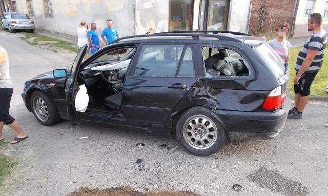 Előzés közben ütközött motoros és autó Sellyén