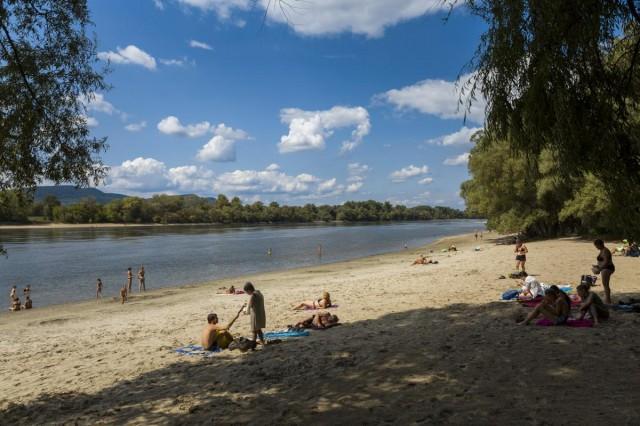 Rendkívül alacsony a Duna vízállása
