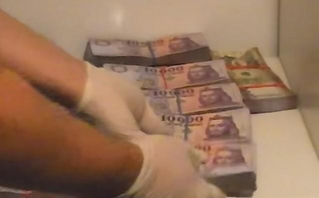 Elfogták Tibort, a legmegbízhatatlanabb pénzszállítót – VIDEO