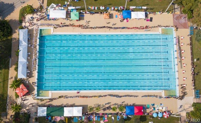 Harkány sprint: hatalmas siker hazai vizeken