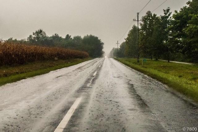 Másfél hónapnyi eső esett a hétvégén