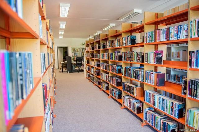 Kiszállításra áll át a harkányi könyvtár