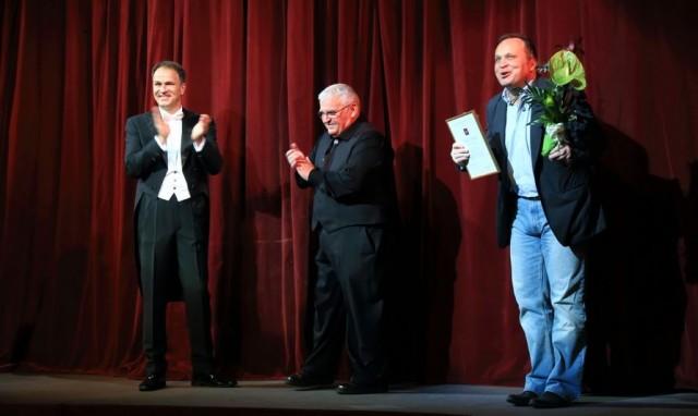 Götz Attila kapta a Szendrő-díjat