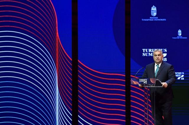 Orbán: a turizmus az egyik legsikeresebb ágazat