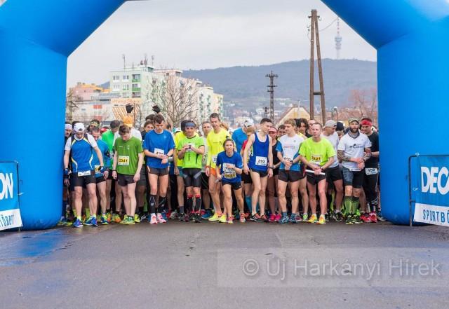 Kicsit rendhagyó lesz a Pécs-Harkány futóverseny