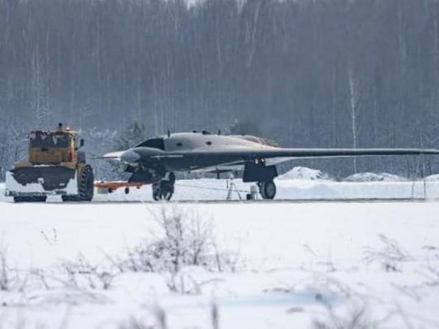 Lesifotós kaphatta lencsevégre Putyin titkos harci drónját