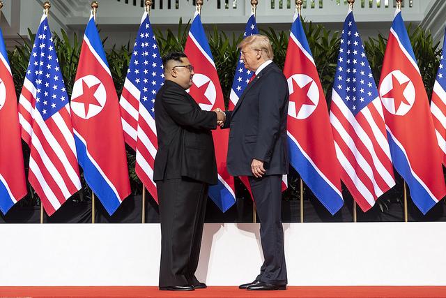 Trump megint találkozik a diktátorral