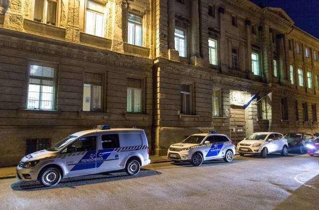 Korrupt autópályarendőröket csuktak le