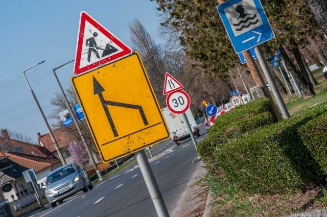 Forgalomkorlátozásra kell számítani munkálatok miatt
