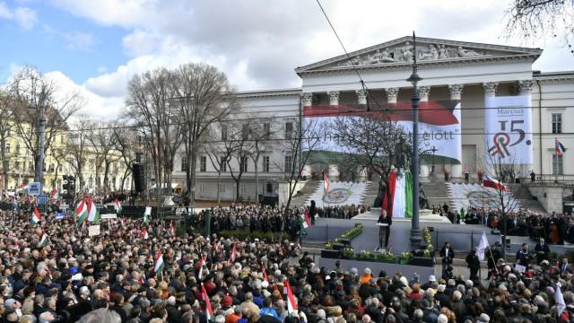 Orbán: keresztény kultúra nélkül nem lesz szabad élet Európában
