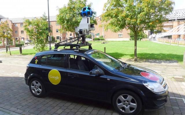 Újra Magyarországot járják a Google Street View autói