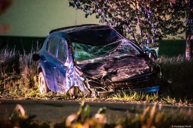 Halálos baleset történt Görcsöny mellett